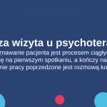 O co zapyta Cię Twój psychoterapeuta?