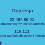 Depresja jest chorobą